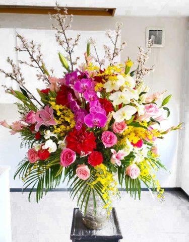 つぼ花(式典花)