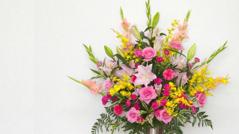スタンド花・式典花